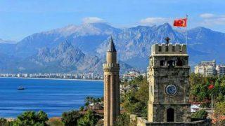 9 Mayıs Pazar Antalya'da hava durumu