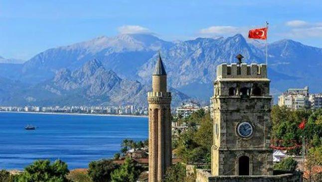 9 Mayıs Pazar Antalya hava durumu