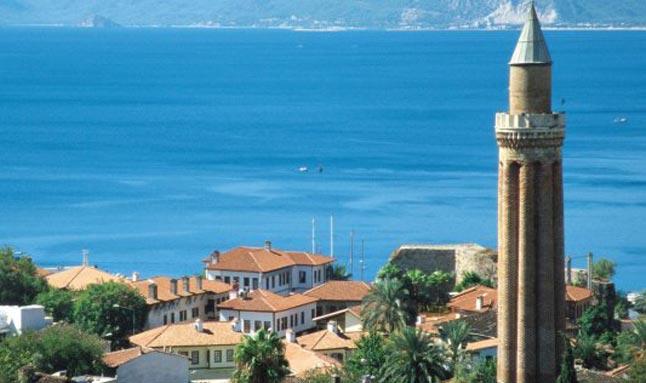 12 Mayıs Çarşamba Antalya'da hava durumu