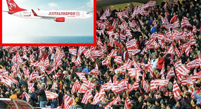 Antalyaspor'da final heyecanı! Özel uçaklar kalkacak