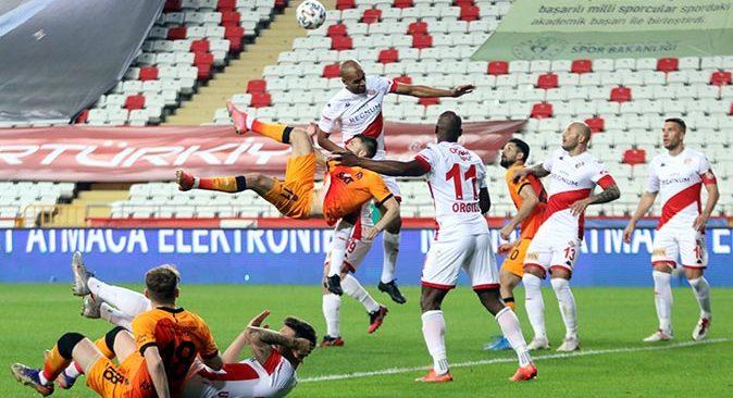 Antalyaspor, 41. haftayı BAY geçirecek