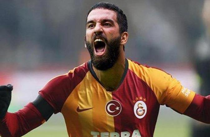 Arda Turan'dan Beşiktaş paylaşımı: Benim evimde olmaz