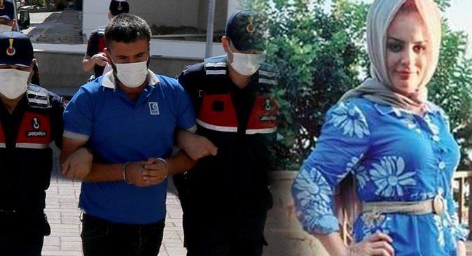 Antalya'da eşi Aslı Öztürk'ü vahşice öldüren Mesut Öztürk tutuklandı