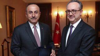 Dışişleri Bakanlığı Antalya Temsilciliğine Deha Erpek atandı