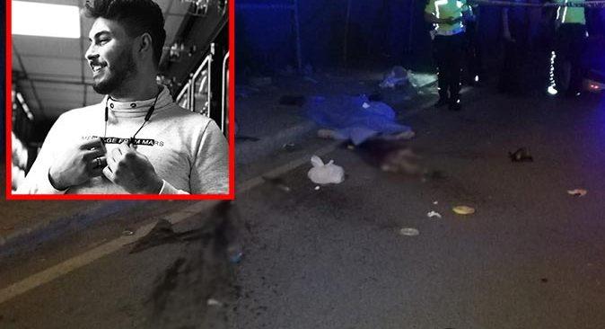 Üniversite öğrencisi Abdullah Barış Çay feci kazada hayatını kaybetti