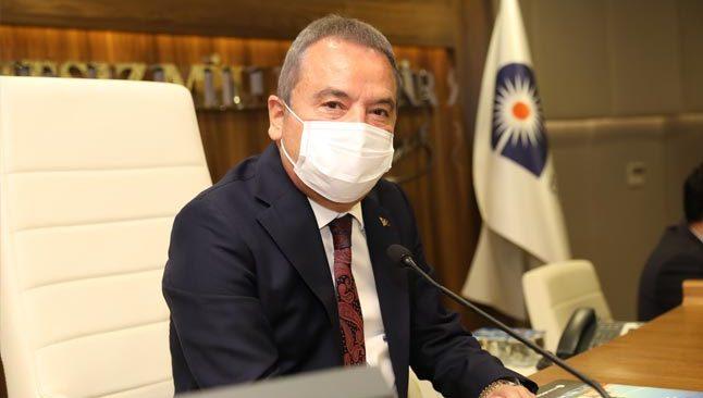 Büyükşehir Başkanı Muhittin Böcek'ten sendika açıklaması