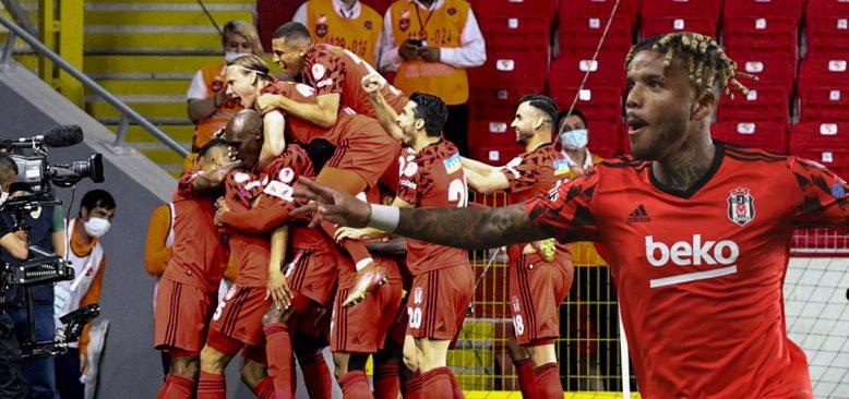 59. Ziraat Türkiye Kupası'nın sahibi Beşiktaş oldu