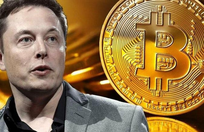 Elon Musk'ın açıklamasının ardından bitcoin fiyatı hareketlendi