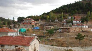 Burdur'da bir köy karantinaya alındı
