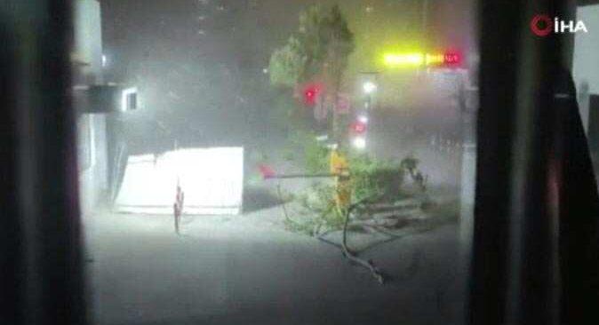 Çin'de fırtınada 11 kişi hayatını kaybetti