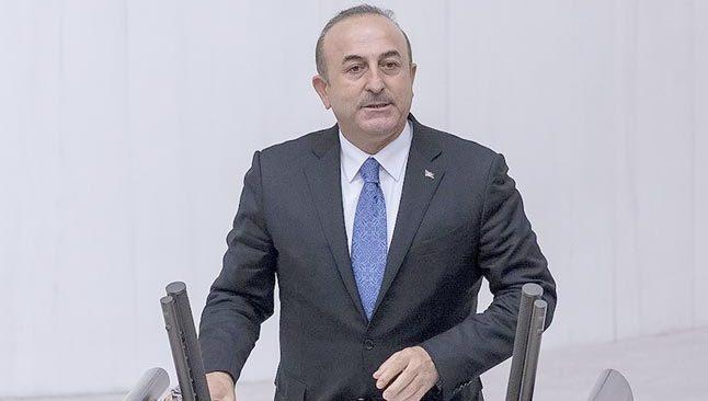 Bakan Mevlüt Çavuşoğlu'ndan 'ümmet' eleştirilerine cevap