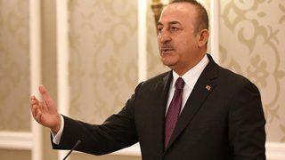 Bakan Çavuşoğlu net konuştu: Ümmet adım atmamızı bekliyor