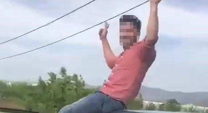 Antalya'da trafikte yaptıkları hareket tepki toplamıştı, o şahıslara ceza yağdı