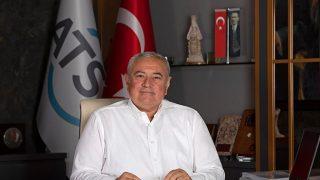 ATSO Başkanı Davut Çetin: Haydi Antalyaspor, kupayı al da gel!