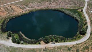 Torosların nazar boncuğu Dipsiz Göl büyük ilgi görüyor