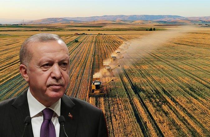 SON DAKİKA... Cumhurbaşkanı Erdoğan'dan çiftçiye müjde: Borçlar ertelenecek