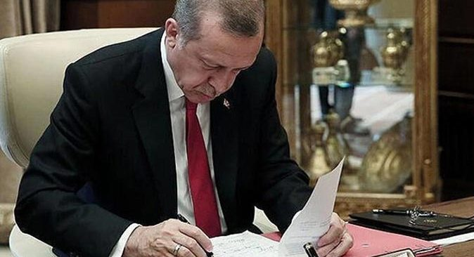 Cumhurbaşkanı Erdoğan imzaladı! Kritik atama kararları Resmi Gazete'de yayımlandı