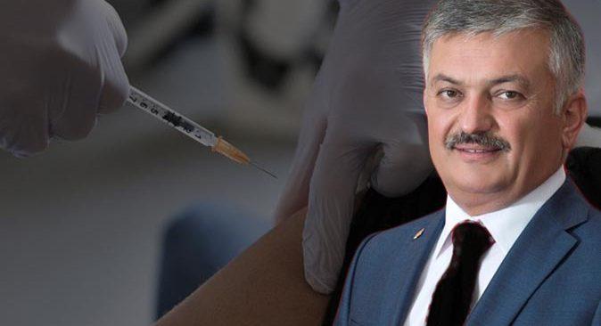 Antalya Valisi Ersin Yazıcı: Antalya'mızda toplam yapılan aşı sayısı 1 milyonu geçti