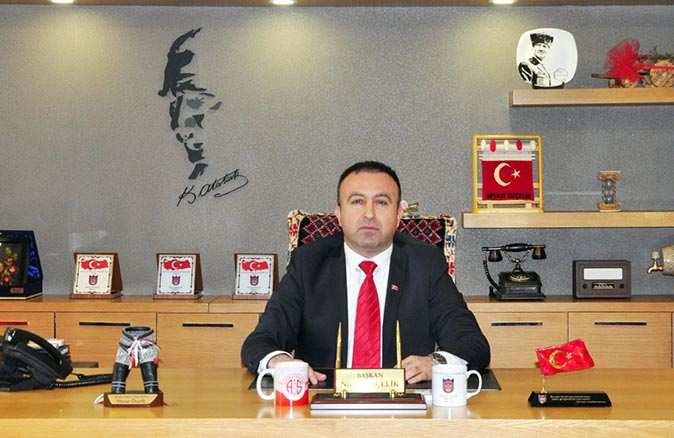 Antalya Şoförler ve Otomobilciler Odası Başkanı Niyazi Özçelik: Esnaf destek bekliyor