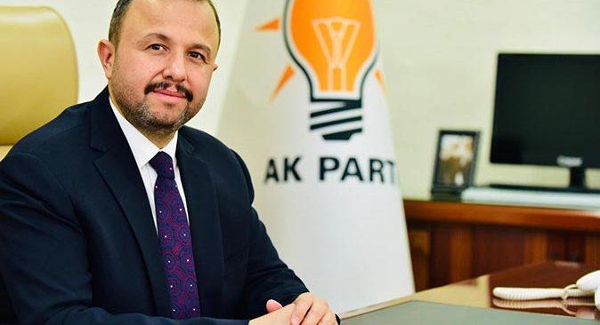 AK Parti Antalya İl Başkanı İbrahim Ethem Taş'tan Ramazan Bayramı mesajı