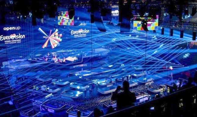 Eurovision Şarkı Yarışması'nda ilginç koronavirüs önlemi