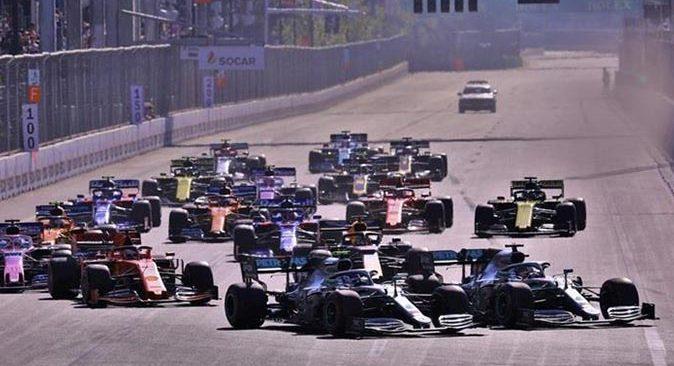 Formula 1, Türkiye GP'sinin iptal edildiğini açıkladı