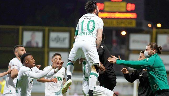 Giresunspor, 44 yıl sonra Süper Lig'de