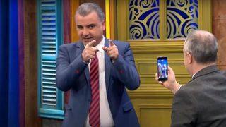 Güldür Güldür Show'un Mustafa Sarıgül taklidi çok beğenildi