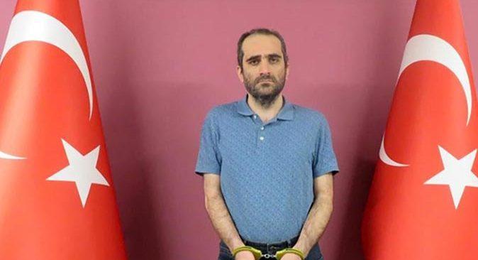 FETÖ elebaşı Fetullah Gülen'in akrabası Selahaddin Gülen yakalanarak Türkiye'ye getirildi