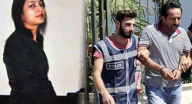 Antalya'da Gülizar Turan'ın katili Cengiz Dok'un ağırlaştırılmış müebbet cezası onandı