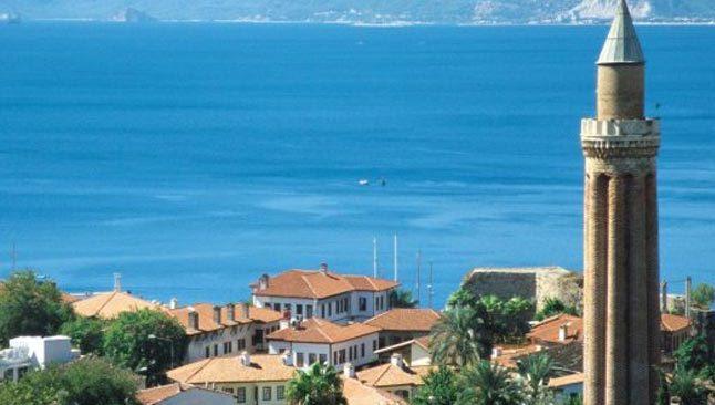 17 Mayıs Pazartesi Antalya'da hava durumu!