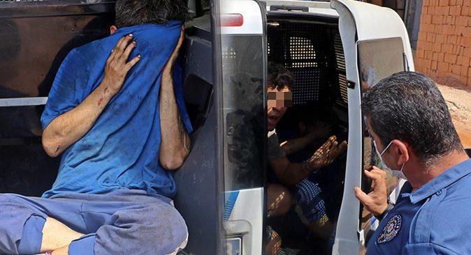 Antalya'da hırsızlık şüphelilerinden ilginç savunma: Birbirimizi tanımıyoruz