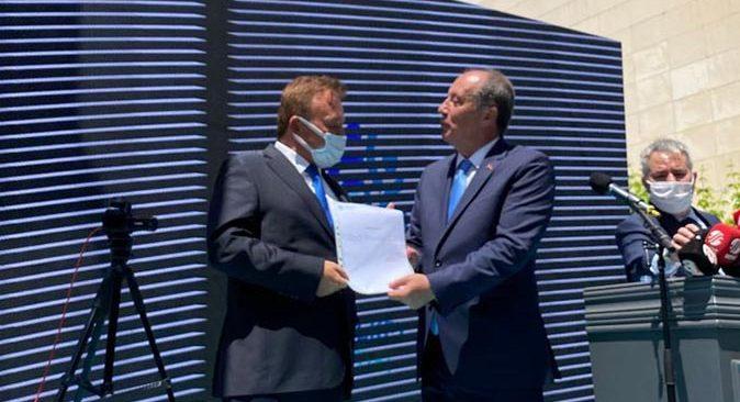 Memleket Partisi Antalya İl Başkanı Hüseyin Baraner oldu