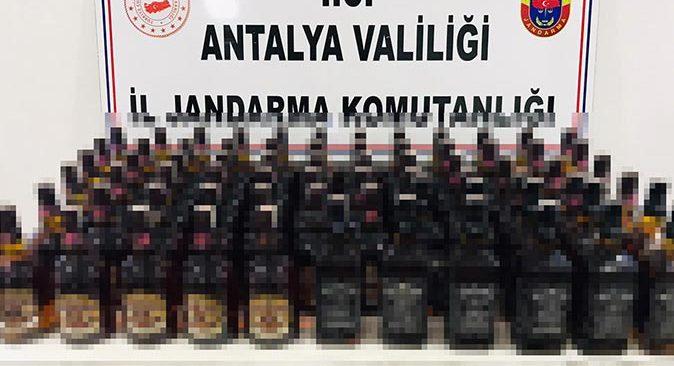 Antalya'da polisin durdurduğu araçta ele geçirildi! Hepsine el konuldu