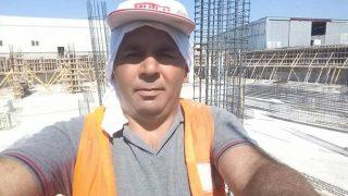 Antalya'da kalıp ustası Ramazan Pars 3 katlı inşaattan düşerek hayatını kaybetti