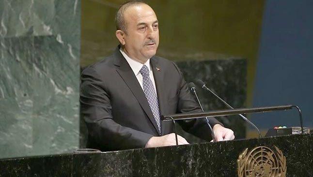 Dışişleri Bakanı Çavuşoğlu'ndan dikkat çeken İsrail açıklaması