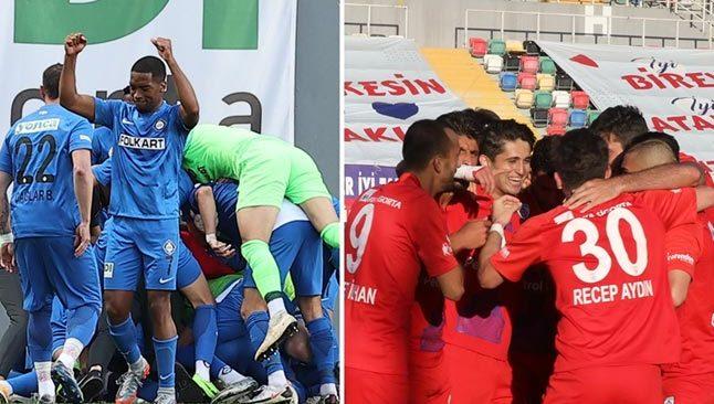 18 sezon sonra İzmir Süper Lig'de 2 takımla temsil edilecek