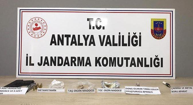 Antalya'da çekicinin üzerindeki araçtan çıkanlar şoke etti! Şüphelilere ceza yağdı