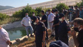 Mustafa Eldemir ve Abdulaev Gochak sulama havuzunda boğuldu!