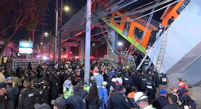 Meksika'da korkunç kaza! 15 ölü, 70 yaralı