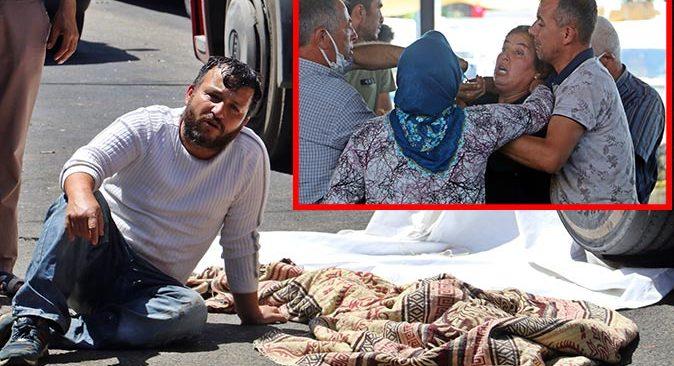 Antalya'da 4 yaşındaki Mehmet Furkan Acar kamyonun altında kalarak can verdi