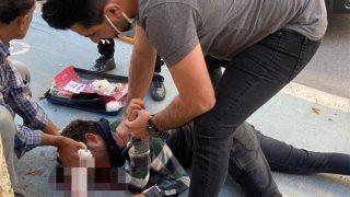 Alanya'da kazan yapan genç hayatını kaybetti