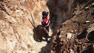 Antalya'da jandarmadan kaçak kazıya suçüstü! O şahıslara ceza yağdı