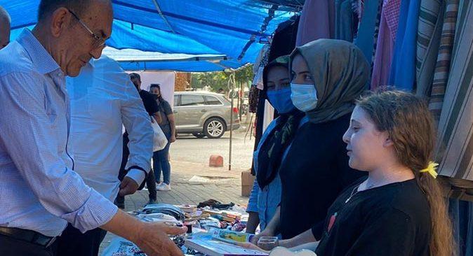 İYİ Parti, Ahmet bebek için Alanya'da tek yürek oldu
