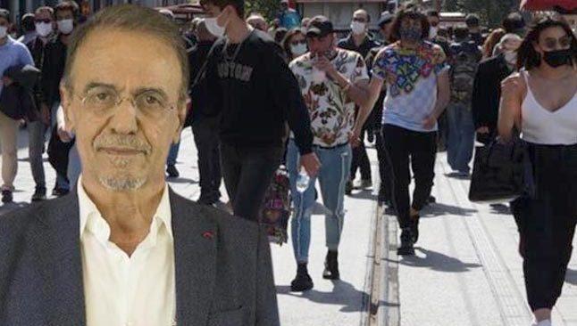Mehmet Ceyhan'dan salgının seyriyle ilgili dikkat çeken sözler!
