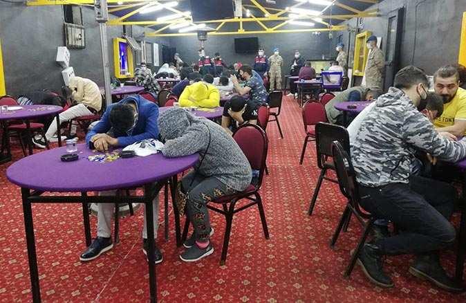 İzmir'de 'Sabri Abi' operasyonu! 288 bin 300 lira ceza kesildi