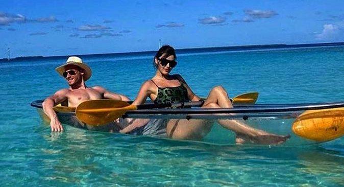 Hande Erçel'in aklı Maldivler'de kaldı! Fotoğraflarına beğeni yağdı