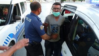 Antalya'da Ürdünlü turist Mohammad Aljılanı gözaltına alındı