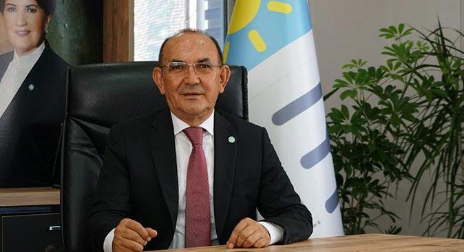 İYİ Parti İl Başkanı Mehmet Başaran: Bunların tefeciden farkı yok