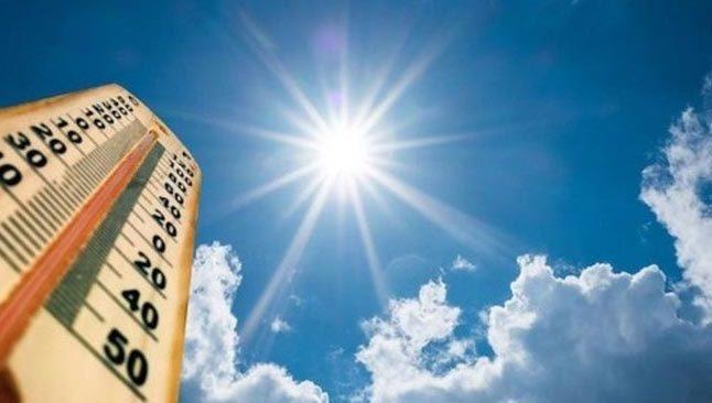 22 Mayıs Cumartesi Antalya'da hava durumu!